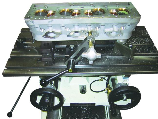 Cylinder Head Resurfacing -Surface Finish & Gasket Sealing Theory