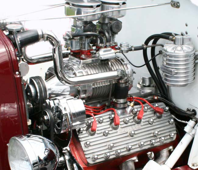 Ford flat engine #9
